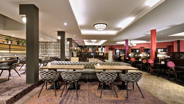 Restaurant Van Der Valk Hotel Restaurant Hilversum De Witte